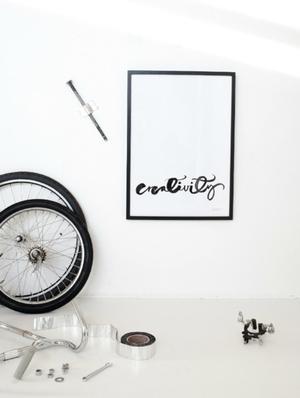 Print – creativity